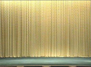 简单的戏曲舞台布景