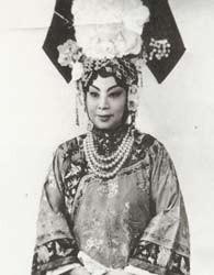 《大登殿》王玉蓉饰代战公主