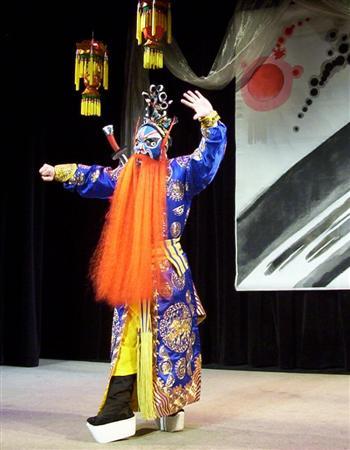 杨燕毅在多伦多演出