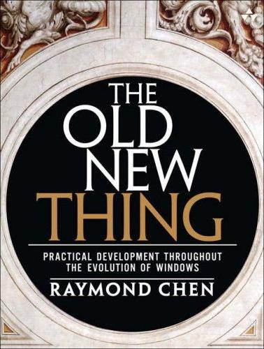 《The Old New Thing》